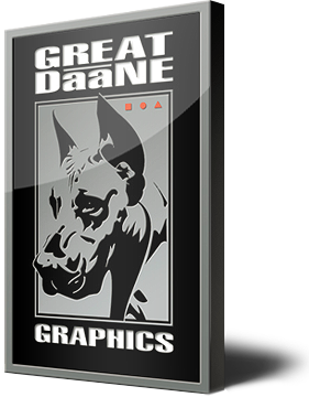 Great Daane Graphics logo